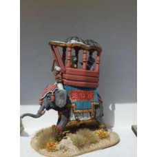 Indian Command Elephant