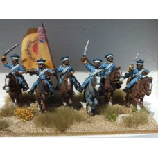 bengal light cavalry command